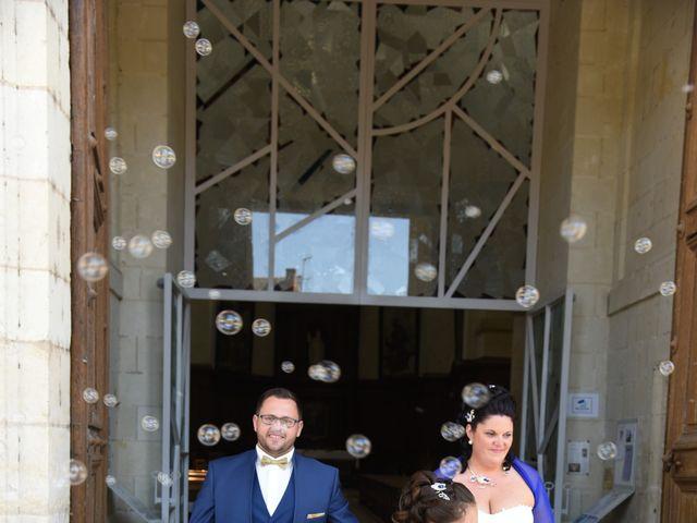 Le mariage de Romain et Angélique à Les Rosiers-sur-Loire, Maine et Loire 22