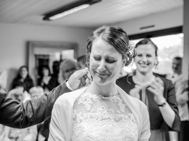 Le mariage de Clovis et Marie à Longèves, Vendée 5