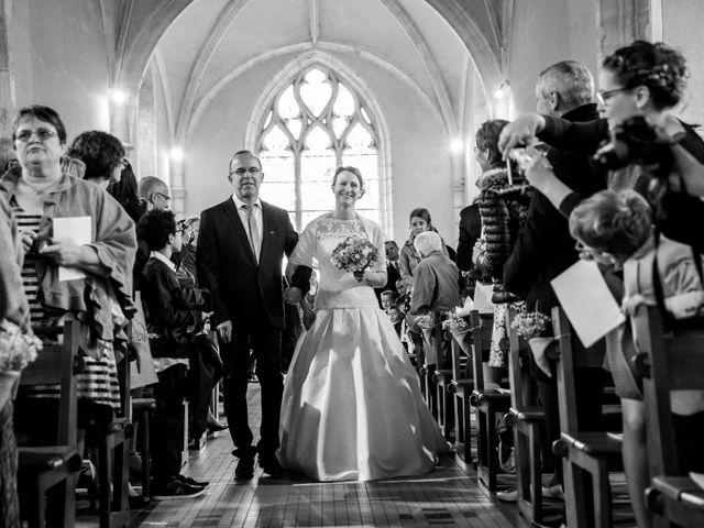 Le mariage de Clovis et Marie à Longèves, Vendée 7