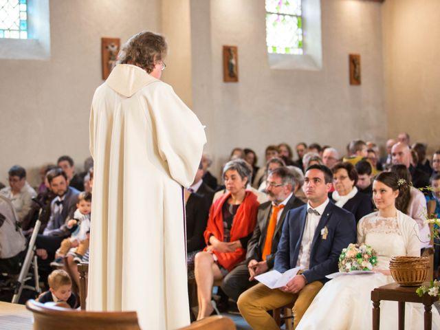 Le mariage de Clovis et Marie à Longèves, Vendée 8