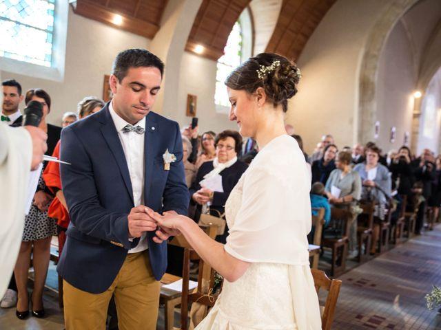 Le mariage de Clovis et Marie à Longèves, Vendée 10