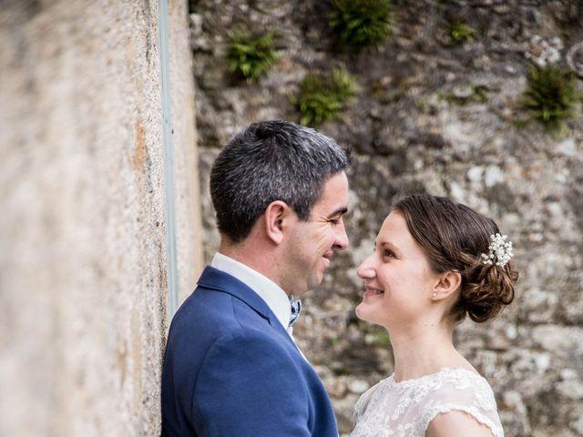 Le mariage de Clovis et Marie à Longèves, Vendée 16