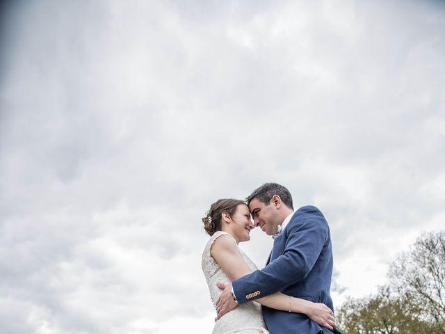 Le mariage de Clovis et Marie à Longèves, Vendée 23