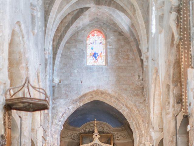Le mariage de Victor et Emy à Grasse, Alpes-Maritimes 15