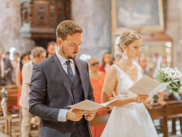 Le mariage de Victor et Emy à Grasse, Alpes-Maritimes 16