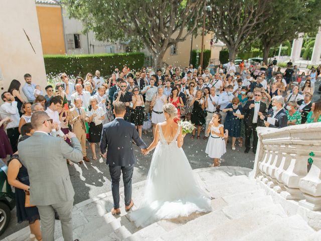 Le mariage de Victor et Emy à Grasse, Alpes-Maritimes 31
