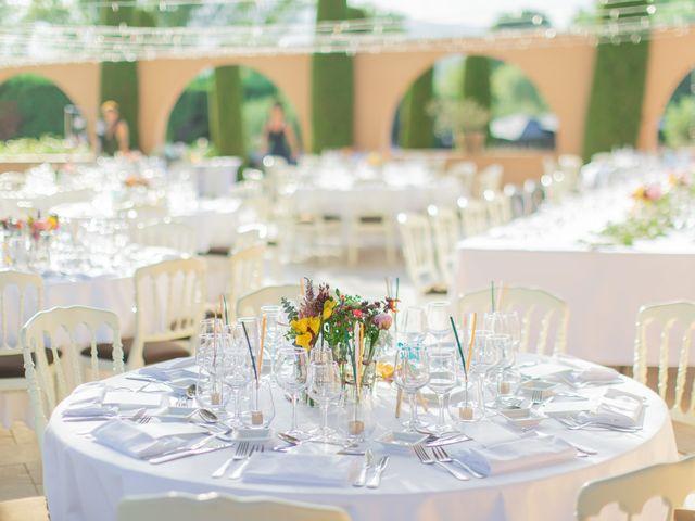 Le mariage de Victor et Emy à Grasse, Alpes-Maritimes 40