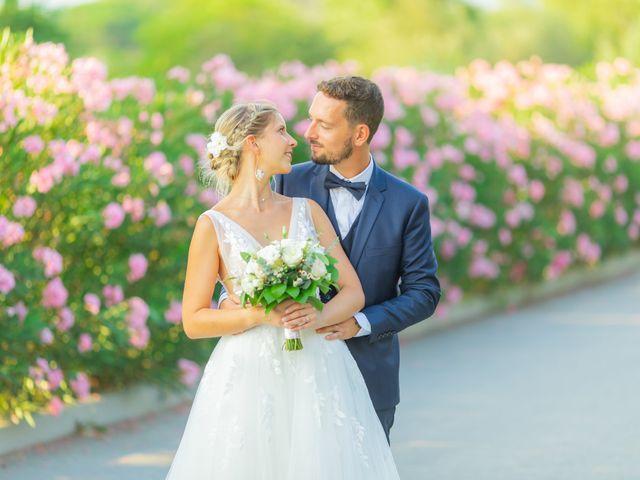 Le mariage de Emy et Victor