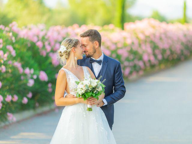 Le mariage de Victor et Emy à Grasse, Alpes-Maritimes 56