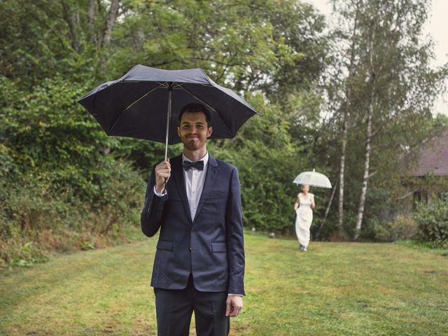 Le mariage de Alexis et Anaïs à Bussang, Vosges 12