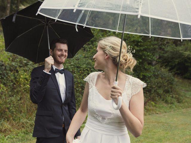 Le mariage de Alexis et Anaïs à Bussang, Vosges 13