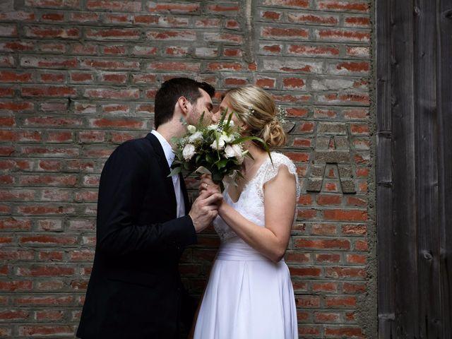 Le mariage de Alexis et Anaïs à Bussang, Vosges 20