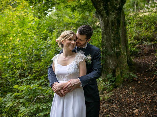 Le mariage de Alexis et Anaïs à Bussang, Vosges 24
