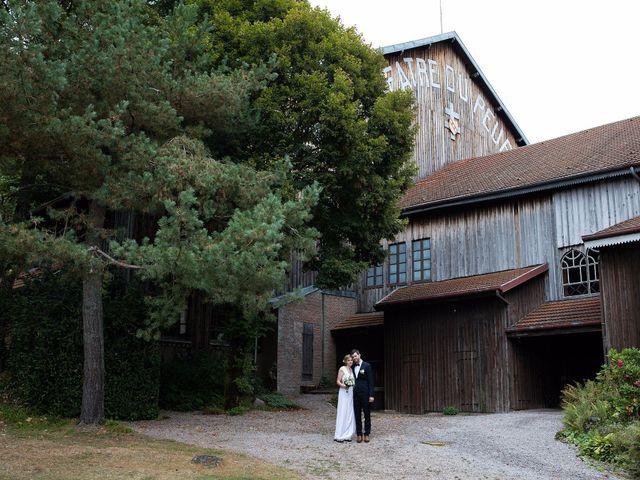 Le mariage de Alexis et Anaïs à Bussang, Vosges 26