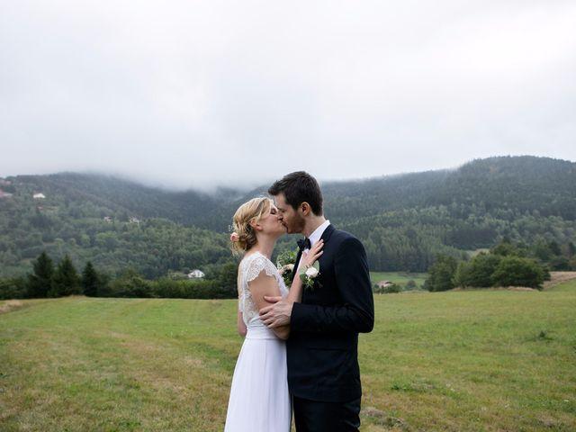 Le mariage de Alexis et Anaïs à Bussang, Vosges 31
