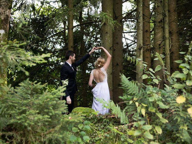 Le mariage de Alexis et Anaïs à Bussang, Vosges 33