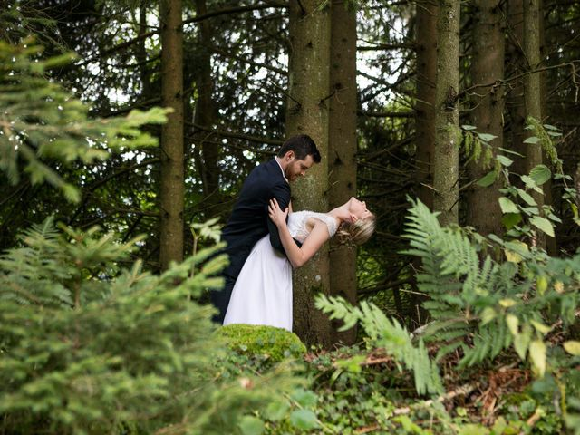 Le mariage de Alexis et Anaïs à Bussang, Vosges 34