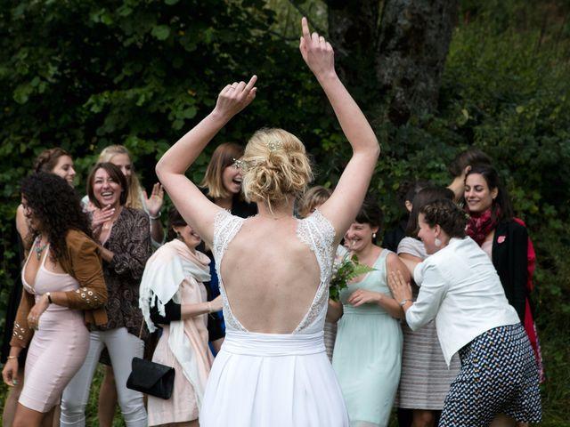Le mariage de Alexis et Anaïs à Bussang, Vosges 49