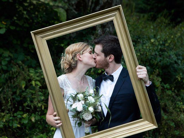 Le mariage de Alexis et Anaïs à Bussang, Vosges 50
