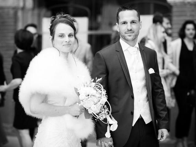 Le mariage de Johann et Hélène à Lavaur, Tarn 5