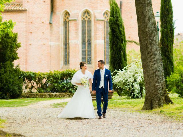 Le mariage de Johann et Hélène à Lavaur, Tarn 22