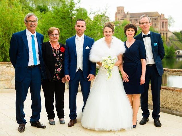 Le mariage de Johann et Hélène à Lavaur, Tarn 34