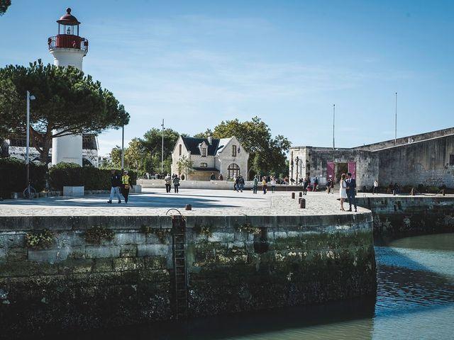Le mariage de Romain et Sandra à La Rochelle, Charente Maritime 2