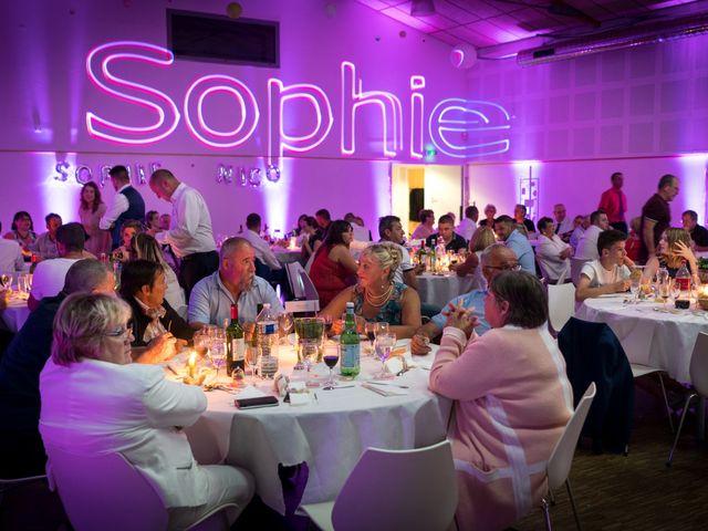 Le mariage de Nicolas et Sophie à Cléres, Seine-Maritime 30