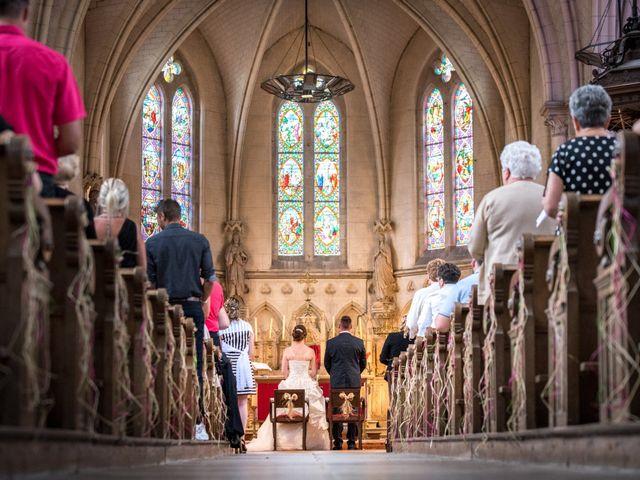 Le mariage de Nicolas et Sophie à Cléres, Seine-Maritime 67