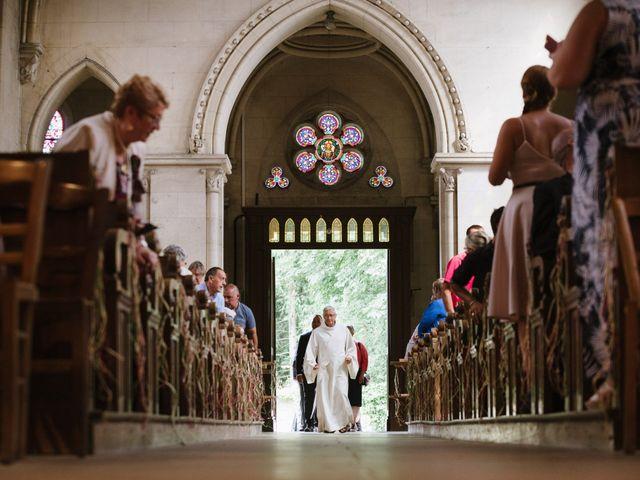 Le mariage de Nicolas et Sophie à Cléres, Seine-Maritime 16