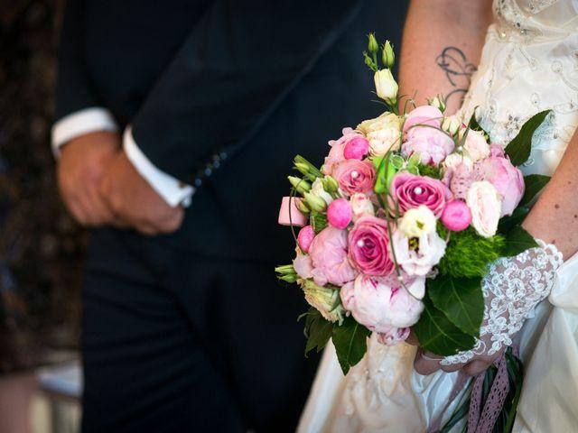 Le mariage de Nicolas et Sophie à Cléres, Seine-Maritime 70