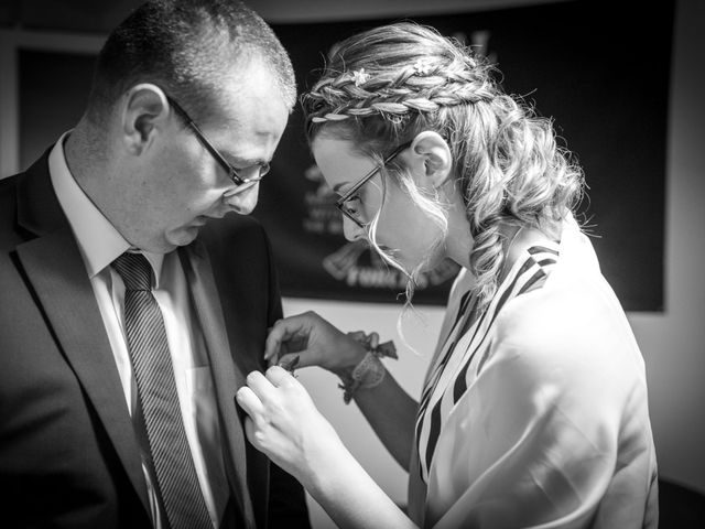 Le mariage de Nicolas et Sophie à Cléres, Seine-Maritime 74