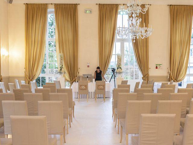 Le mariage de Tiny et Vanessa à Mondorff, Moselle 9