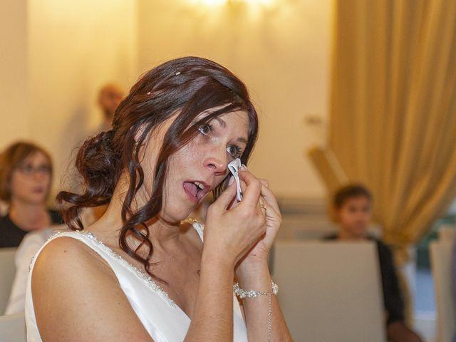 Le mariage de Tiny et Vanessa à Mondorff, Moselle 20