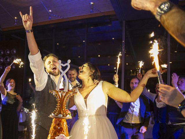 Le mariage de Tiny et Vanessa à Mondorff, Moselle 37