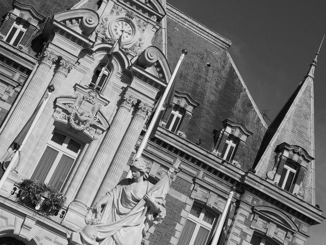 Le mariage de Christophe et Delphine à Vallery, Yonne 9