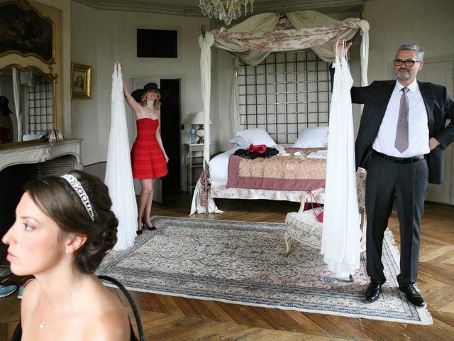 Le mariage de Christophe et Delphine à Vallery, Yonne 46