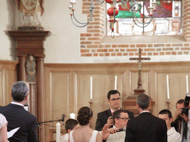 Le mariage de Christophe et Delphine à Vallery, Yonne 62