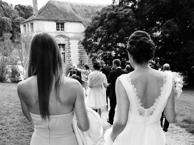 Le mariage de Christophe et Delphine à Vallery, Yonne 79
