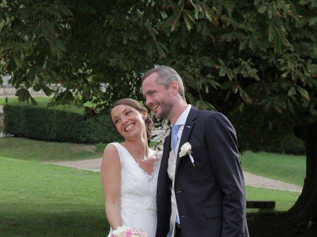 Le mariage de Christophe et Delphine à Vallery, Yonne 92