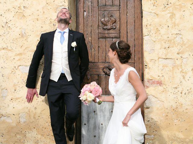 Le mariage de Christophe et Delphine à Vallery, Yonne 94