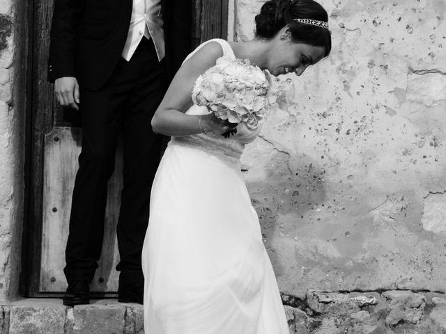 Le mariage de Christophe et Delphine à Vallery, Yonne 95
