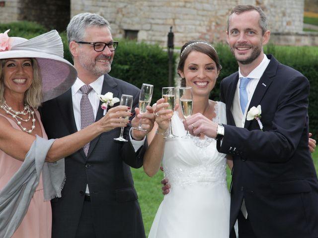 Le mariage de Christophe et Delphine à Vallery, Yonne 118