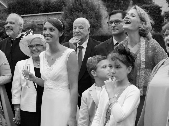Le mariage de Christophe et Delphine à Vallery, Yonne 119