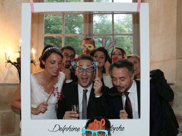 Le mariage de Christophe et Delphine à Vallery, Yonne 123