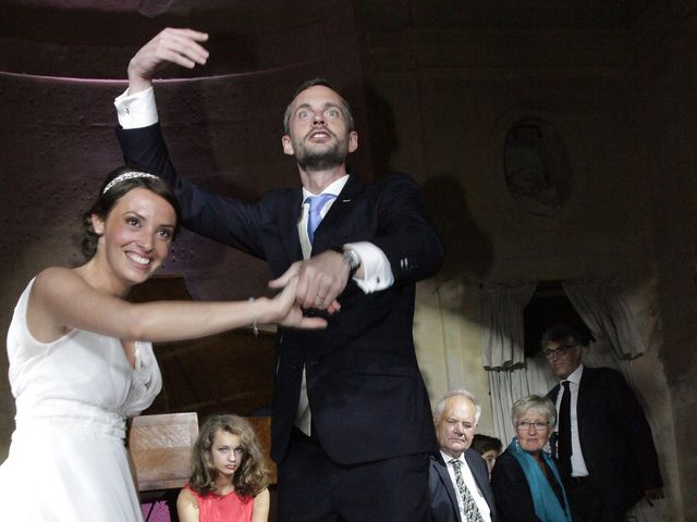 Le mariage de Christophe et Delphine à Vallery, Yonne 142