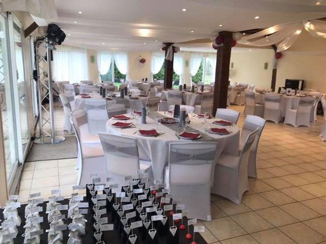 Le mariage de Chris et Gwen à Yerville, Seine-Maritime 8