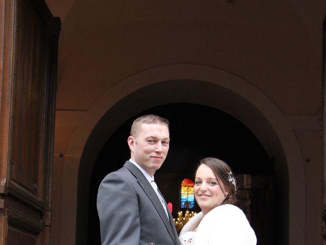 Le mariage de Chris et Gwen à Yerville, Seine-Maritime 12