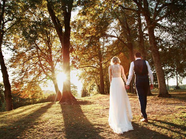 Le mariage de Ciara et Arnaud