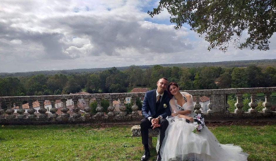 Le mariage de Thomas et Stéphanie à Taillebourg, Charente Maritime